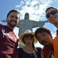 trip report: Brazil, March 2016 - Chapada Diamantina, Rio, Ilha Grande, and São Paulo