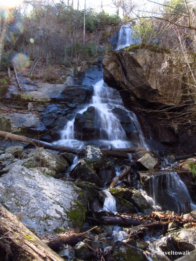 Early spring hike with the Roanoke Outdoor and Social Club.
