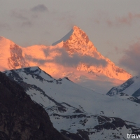 trip report: segmented Walker's Haute Route, June 2014