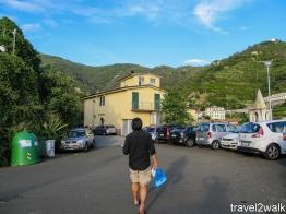 our homebase in Riomaggiore