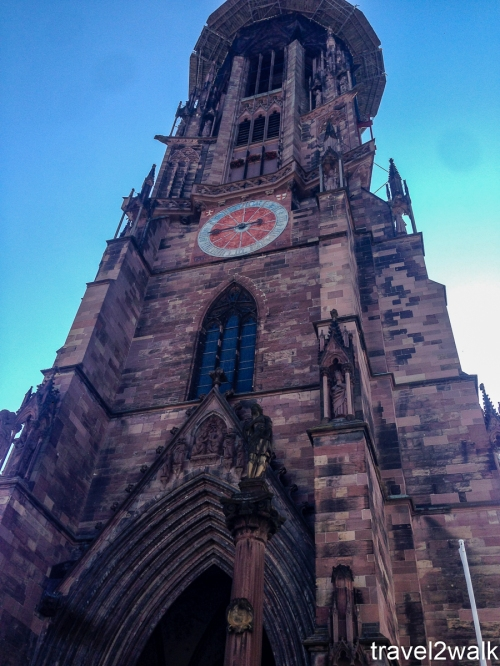 church is Freiburg