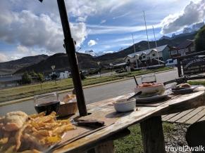 Restaurante Ahonikenk Chaltén Fonda Patagonia