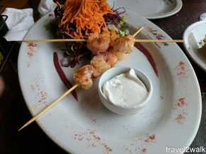 La Tapera - appetizer