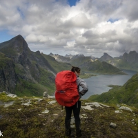 trip report: Norway - Bødo & Lofoten Islands, August 2017