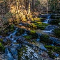 virginia hikes: Wilson Mountain Trail & Sprouts Run Trail Loop, March 4 2018