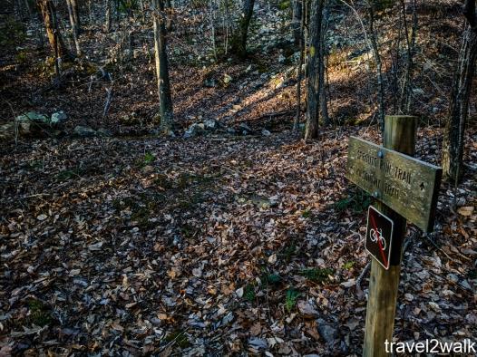 direction to start on Mt Wilson Trail