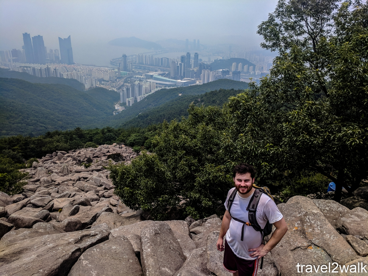 trip report: Busan, South Korea, June 2018