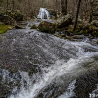 virginia hikes: Roaring Run, April 7 2019