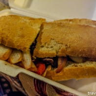 Sandwiches from Pankracio.