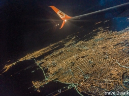 Gol flight into Buenos Aires