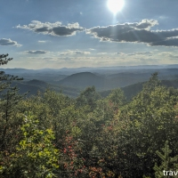 hike video: Cove Mountain loop, September 7 2019