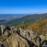 hike video: Franklin Cliffs & Hawksbill Mountain, October 15 2019