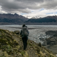 trip report: Patagonia, January 2019 - part 2: getting in & Huemul Circuit return