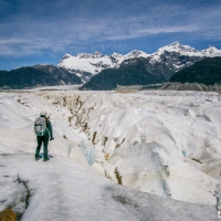 trip report: Patagonia, January 2019 - part 4: Marble Caves & Glaciar Exploradores guided tours at Puerto Río Tranquilo