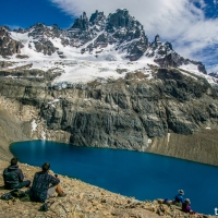 trip report: Patagonia, January 2019 - part 5: Mirador Laguna Cerro Castillo