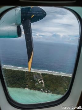 leaving Bora Bora