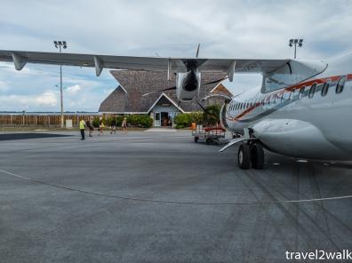 Fakarava airport (FAV)