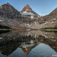 trip report: Mount Assiniboine, August 2019
