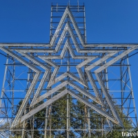 virginia hikes: Roanoke Star & Mill Mountain, April 10 2020