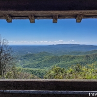 virginia hikes: Rock Castle Gorge, May 9 2020