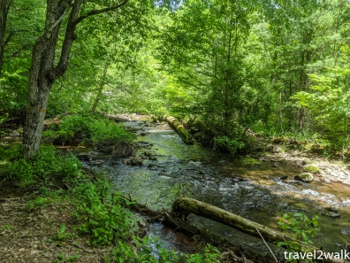 Fish Hallow Stream