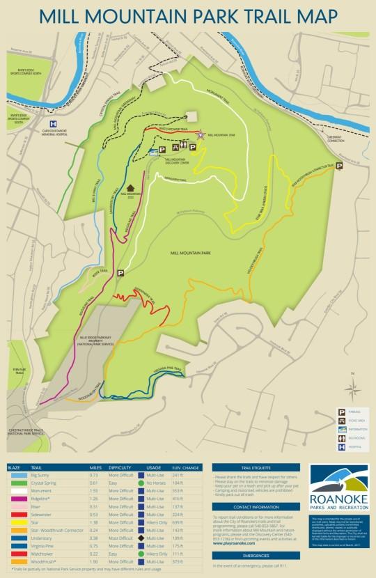 Mill-Mountain-Trail-Map-April-2017