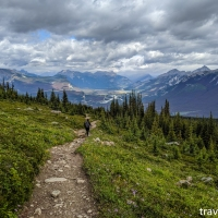 trip video: Jasper National Park - Skyline, August 2019