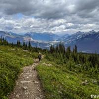 trip video: Jasper National Park - Skyline, August 2019