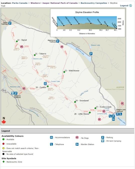 jasper_camping_map