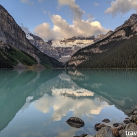 trip report: Banff National Park - Lake Louise, Beehives, & Plain of Six Glaciers loop, August 2019