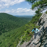 virginia hikes: Buzzard Rock North - August 18, 2020