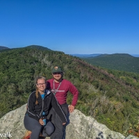 virginia hikes: Little Schloss - September 19, 2020