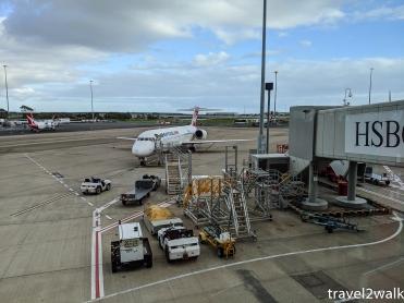 final flight to Cairns