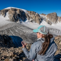 trip report: Wind River Range - Ross Lakes, Bear Basin, Grasshopper Glacier, & Dinwoody Creek loop, September 2020