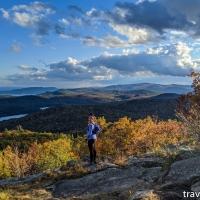 trip report: New York - Cat Mountain, October 2 2020